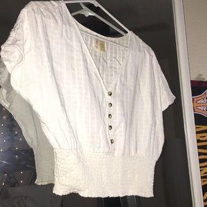 Japna Size Small White Blouse
